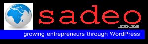sadeo logo