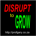 disrupt to grow